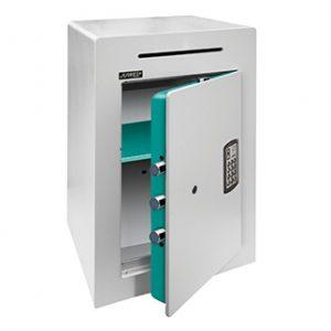 juwel free standing safes mod 68/4 electron deposafe